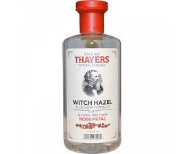 تونر ماء الورد للبشرة من Thayers