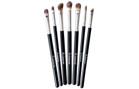 Makeup Eye Brush Set  Eyeshadow Eyeliner Blending Crease Kit