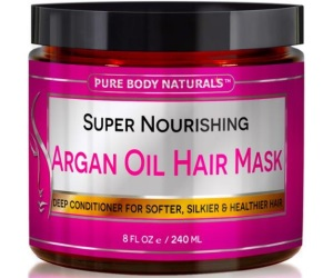 Argan Oil Hair Mask, 8 oz