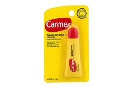 Carmex, بلسم شفاة، كلاسيكي، طبي، 0,35 أوقية (10ج)