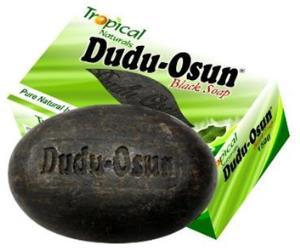 الصابون الأسود الأفريقي dudu osun دودو أوسون Soap صابونة