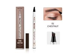 FINE SKETCH Liquid EYEBROW PEN Super Durable