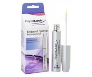 RapidLash Eyelash and Eyebrow Serum, 01 oz