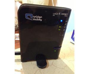 راوتر Bandlux R509 من موبايلي 4G