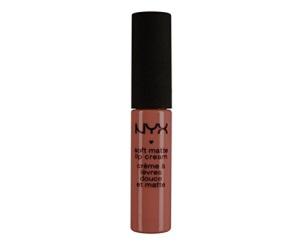 NYX Soft Matte Lip Cream SMLC19  Cannes