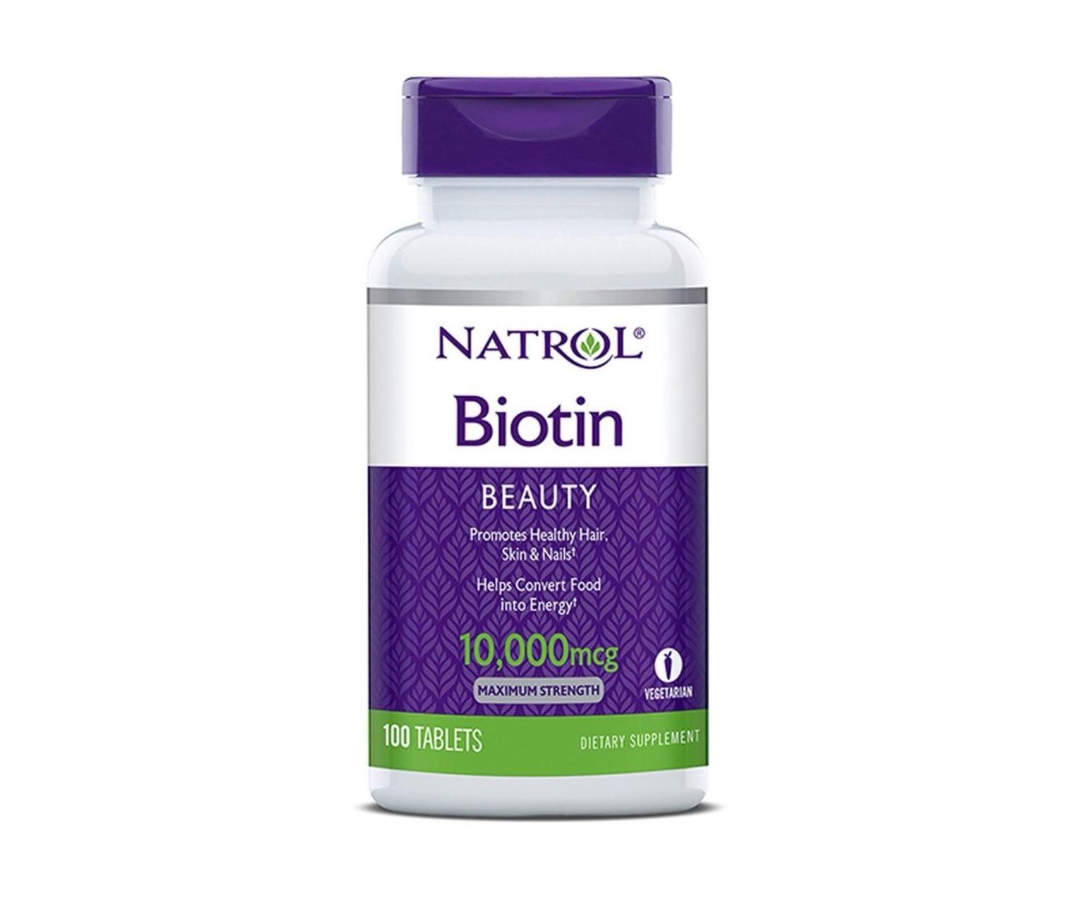 Biotin 10000 البيوتين