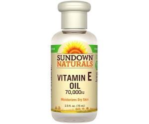 زيت فيتامين E بقوة 70.000