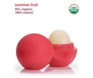 مرطب eos بنكهة فاكهة الصيف