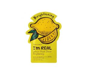 Im Real Mask Sheet  Lemon