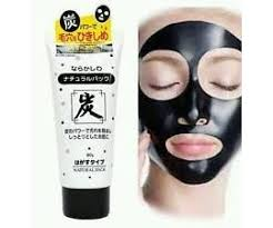 القناع الياباني Daisoapan Natural Pack Charcoal Peel Off Mask