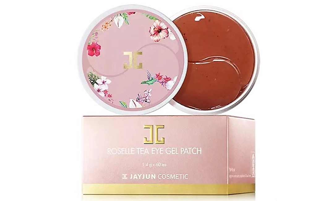 Jay Jun Roselle Tea Eye Gel Patch, 60 Patches