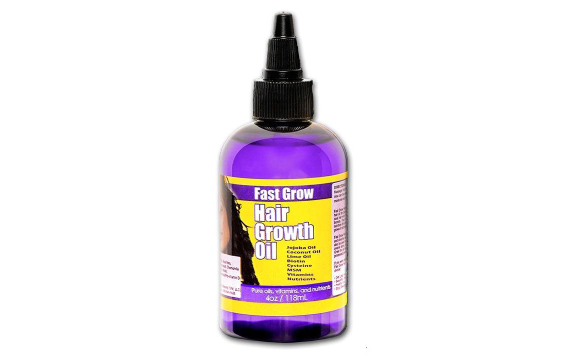 Fast Grow Natural Hair Growth Oil 4 اونص