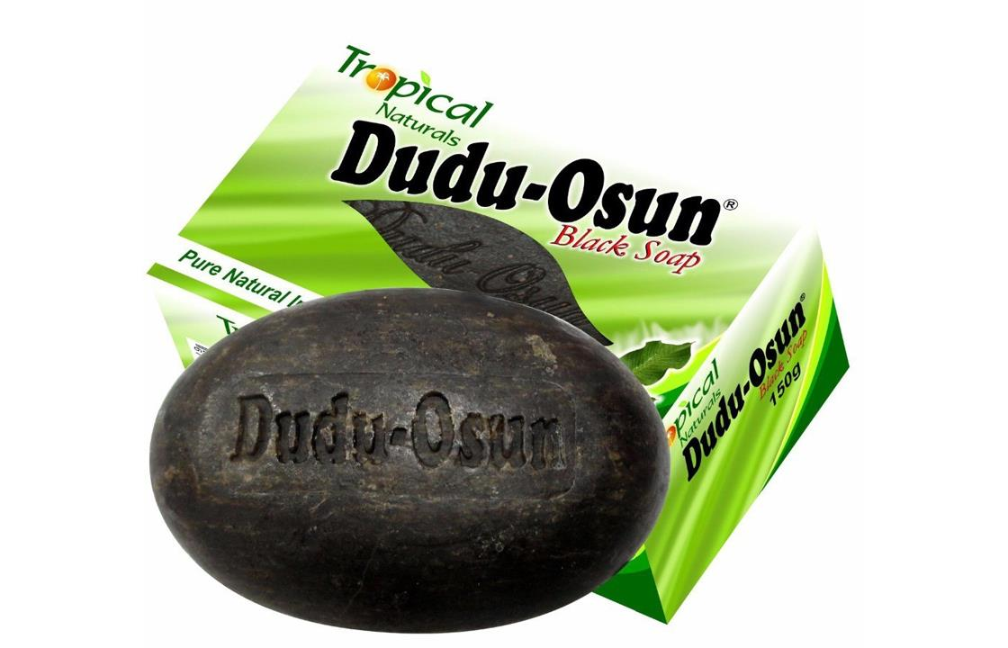 صابونه DuduOsun Herbal Black Soap الافريقيه