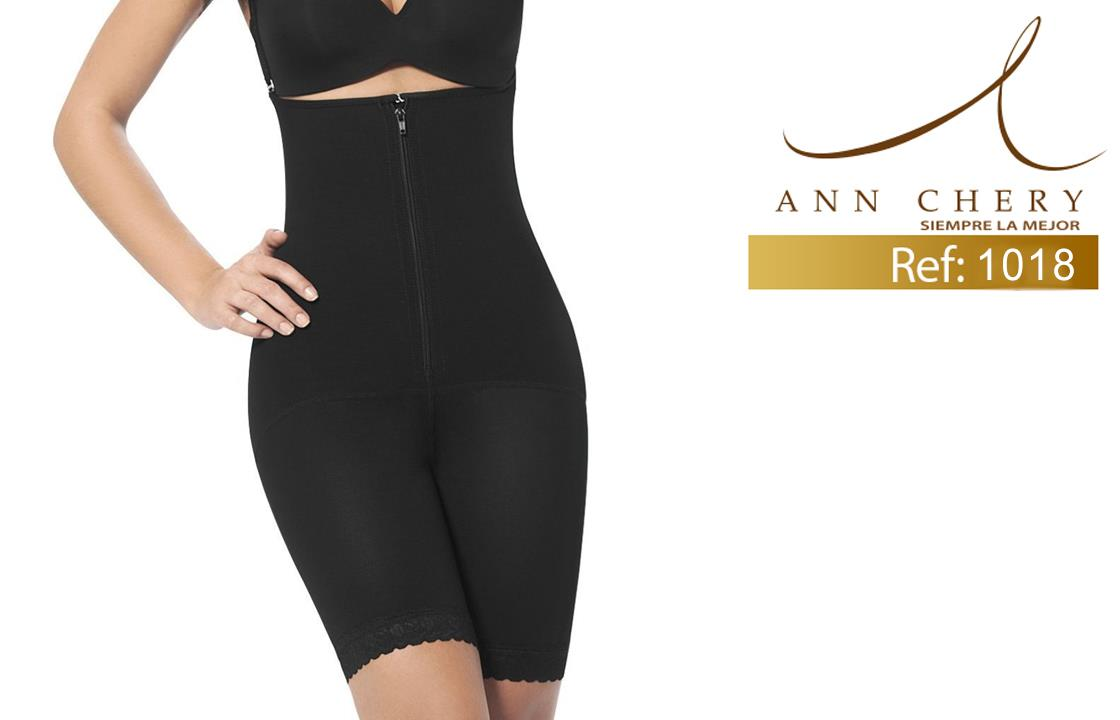 Ann Chery 1018 Geraldine Women Compression Shaper المقاسXXXL اسود