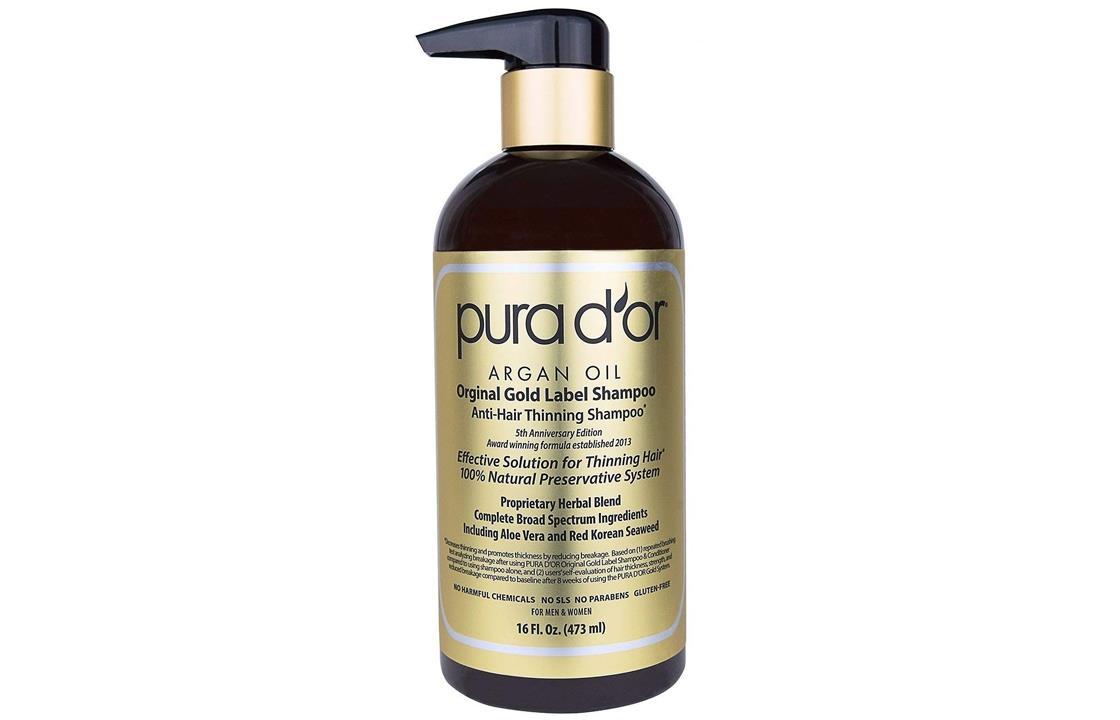 PURA DOR Organic Argan Oil  Aloe Vera Conditione