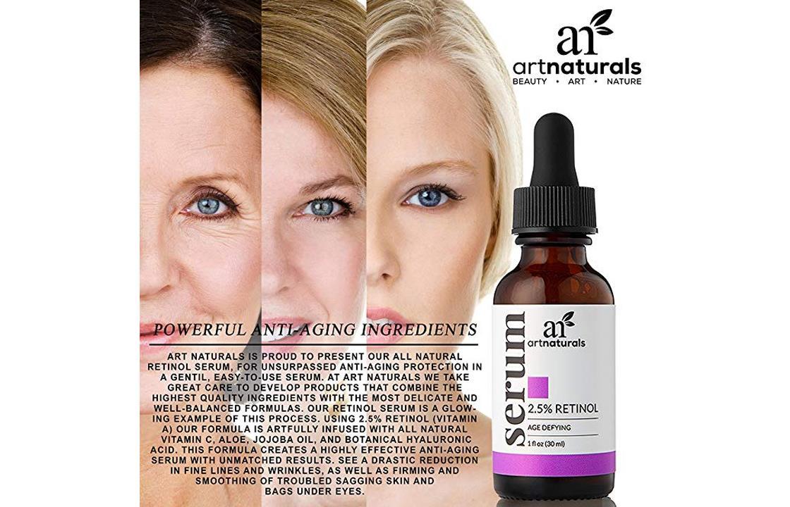 artnaturals® Retinol Serum ( 1 oz  30ml )