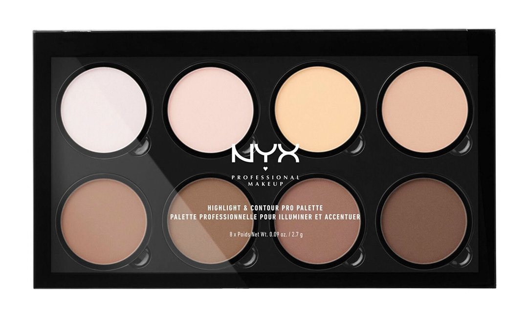 كنتور وهايلايت  HCPP01  NYX Highlight  Contour Pro