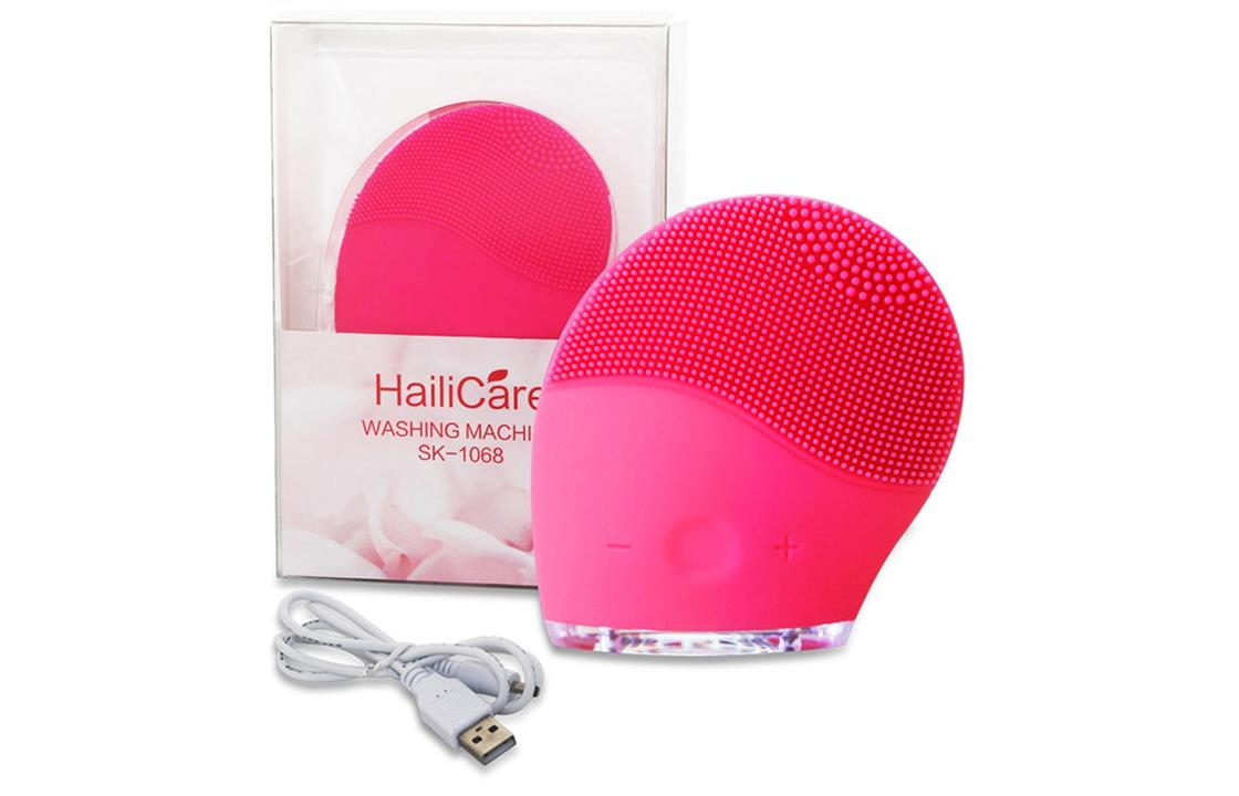 HailiCare Silicone Electric Facial Cleansing
