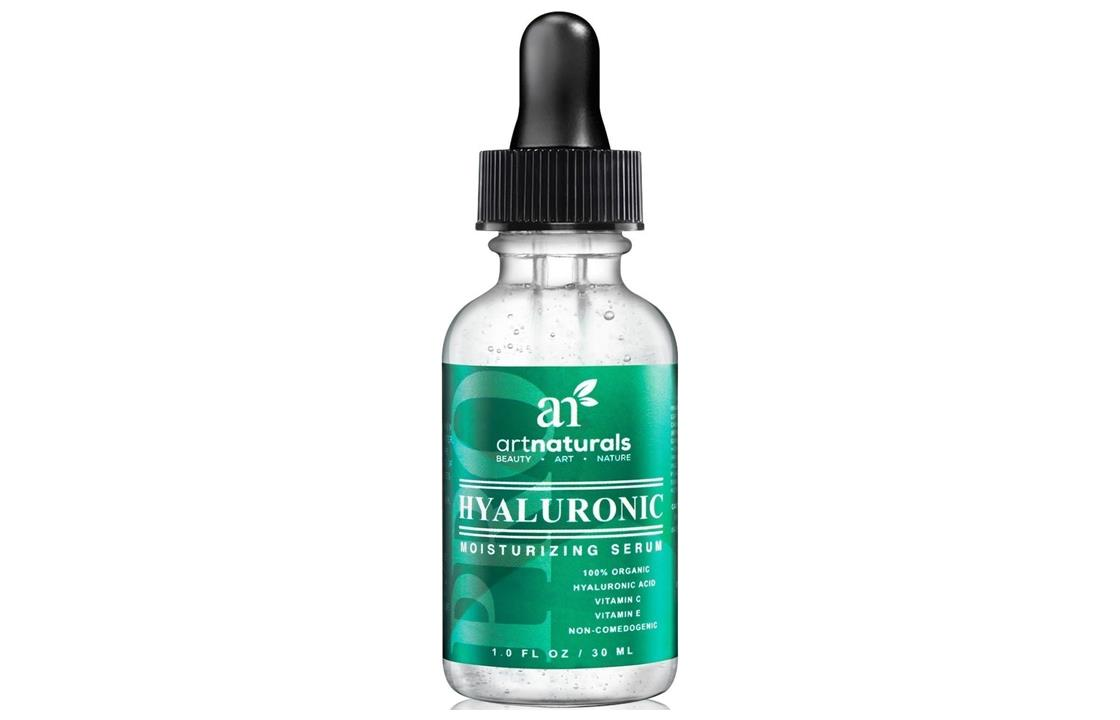ArtNaturals Hyaluronic Acid Moisturizing Serum 100 Pure Vitamin C E