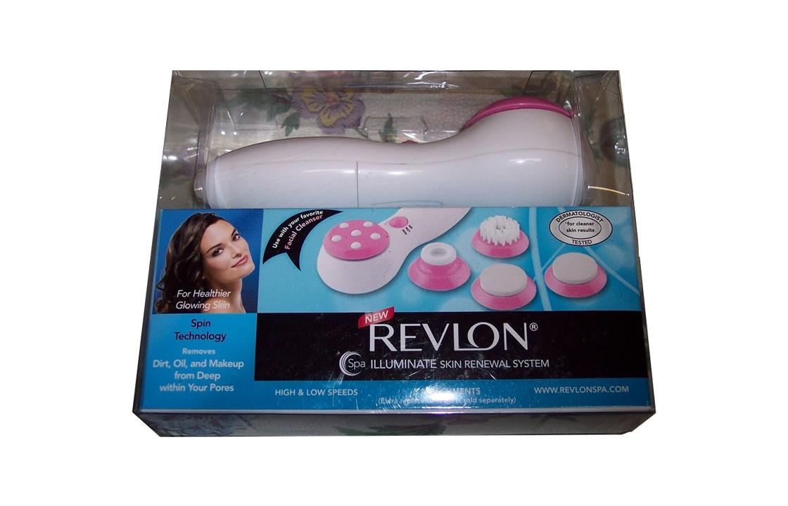 Revlon RVSP3505B1 Skin Renewal Cleansing System