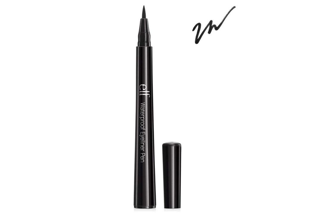 elf Essential Waterproof Eyeliner Pen BLACK Wat