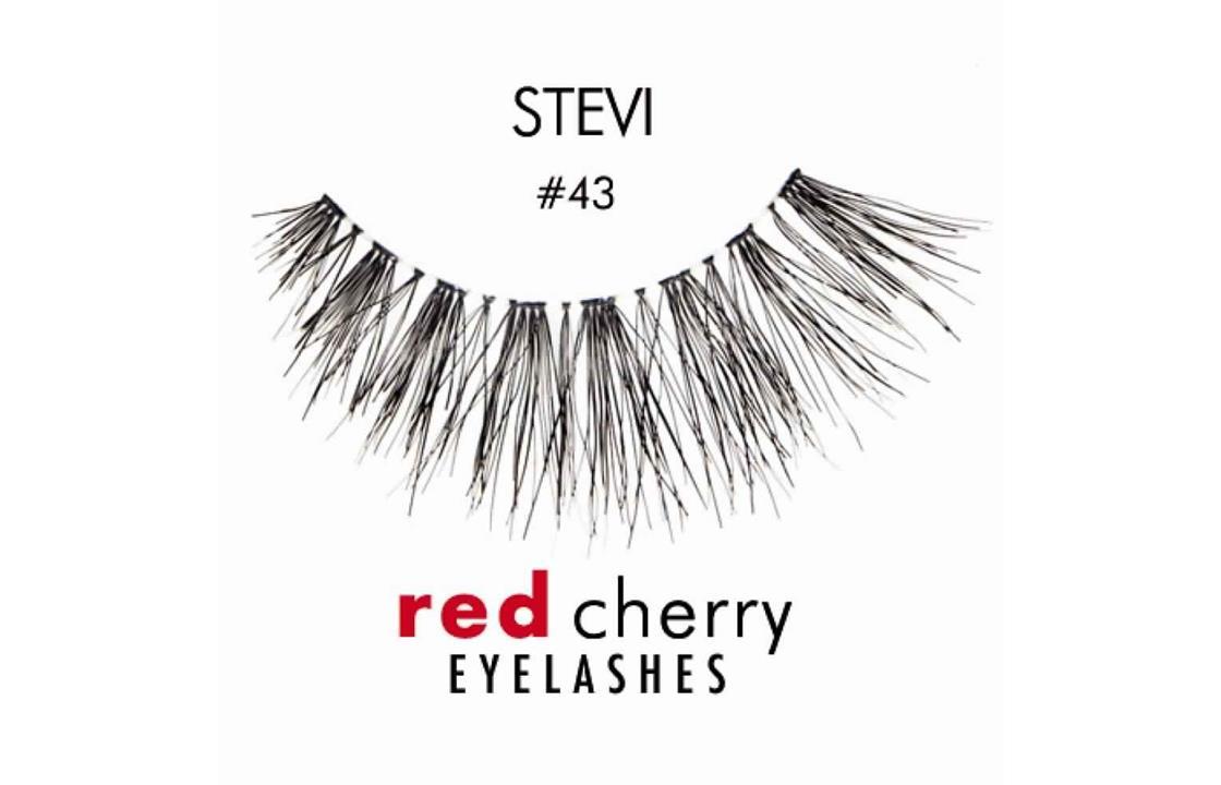 Red Cherry False Eyelashes 43