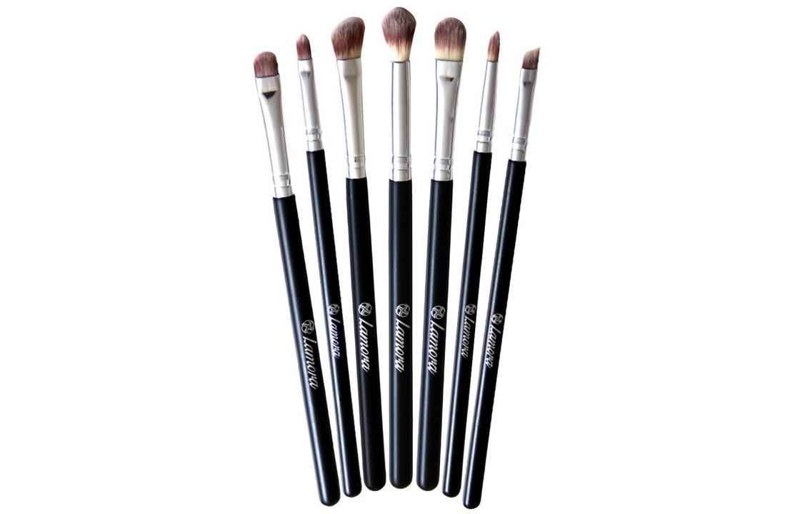 Makeup Eye Brush Set  Eyeshadow Eyeliner Blending Crease Kit