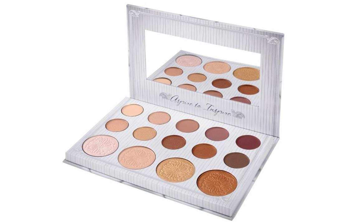 BH Cosmetics Carli Bybel 14 Color Eyeshadow  Highlighter Palette,