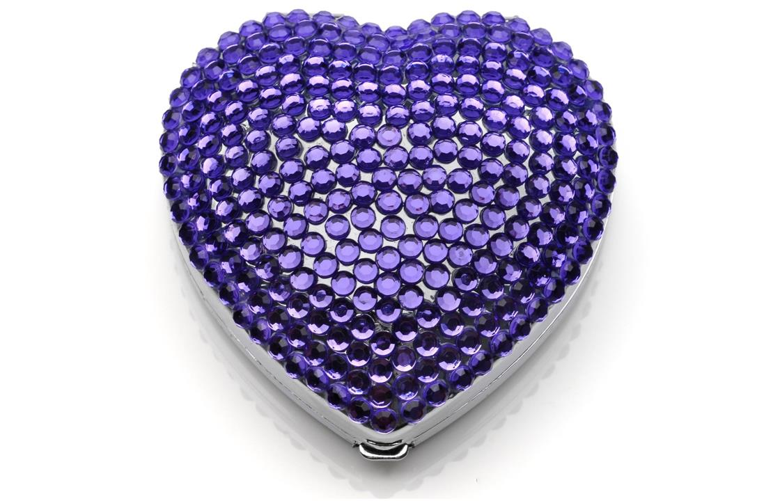 Heart Shaped Mirror  Some Like It Hot