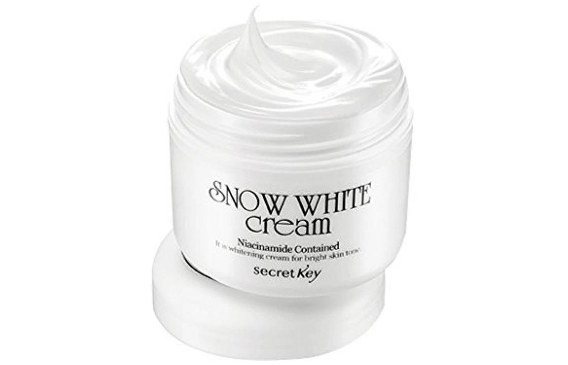 كريم التبييض الكوري الالي Secret Key Snow White C