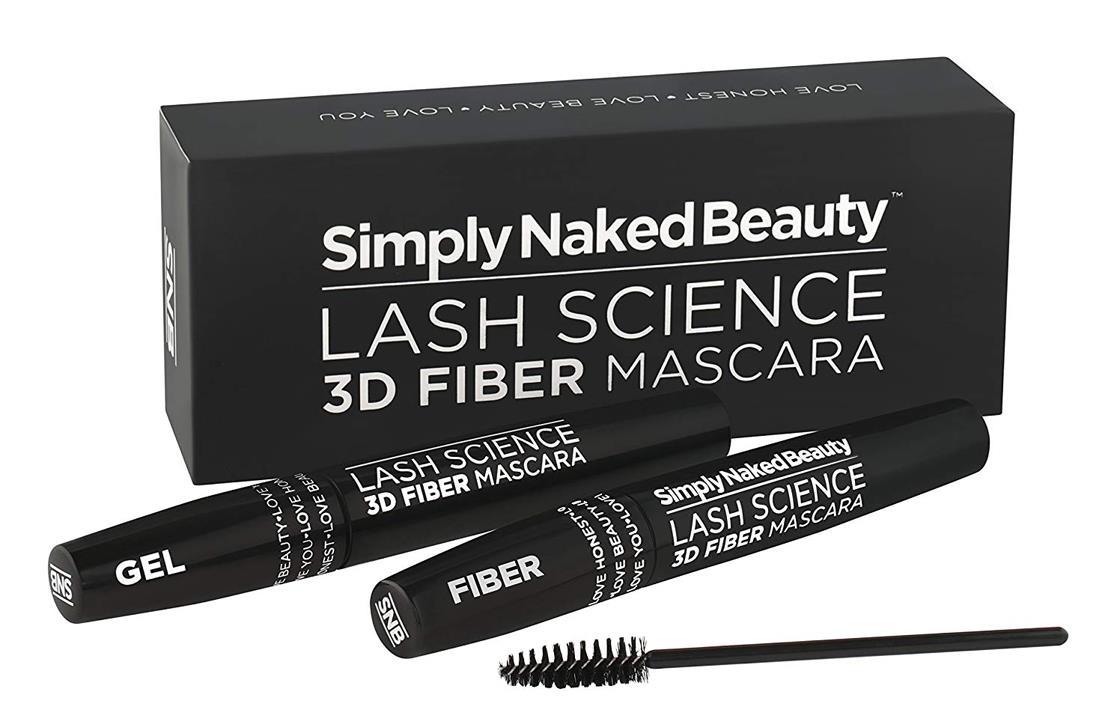 Best 3D Fiber Lash Mascara by Simply Naked Beauty