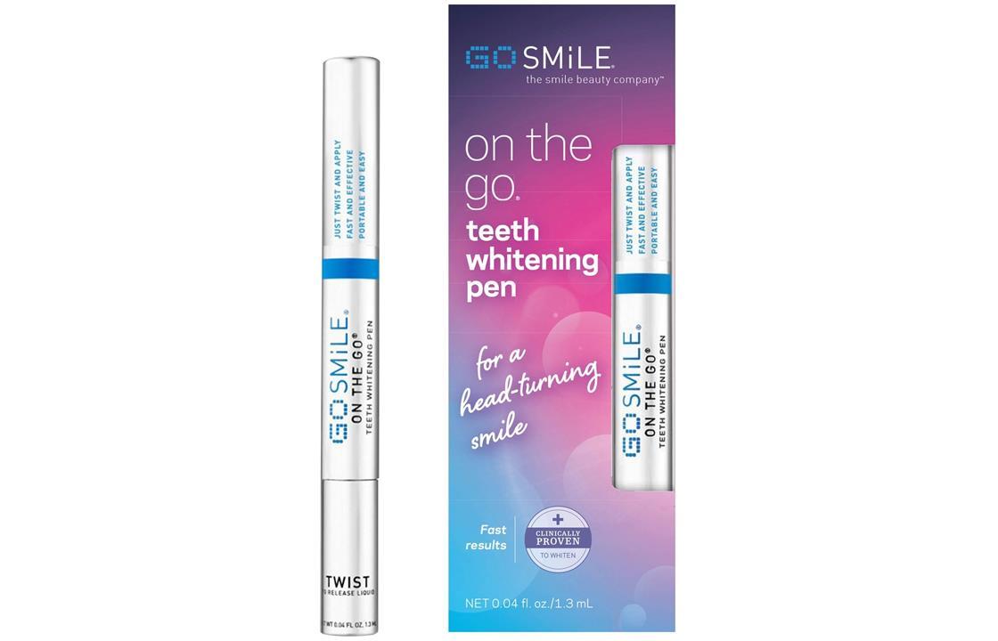 Go Smile on the Go Teeth Whitening Pen