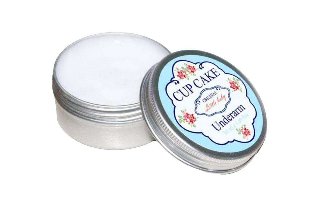 Cupcake cream كريم تفتيح الابط اوريجينال