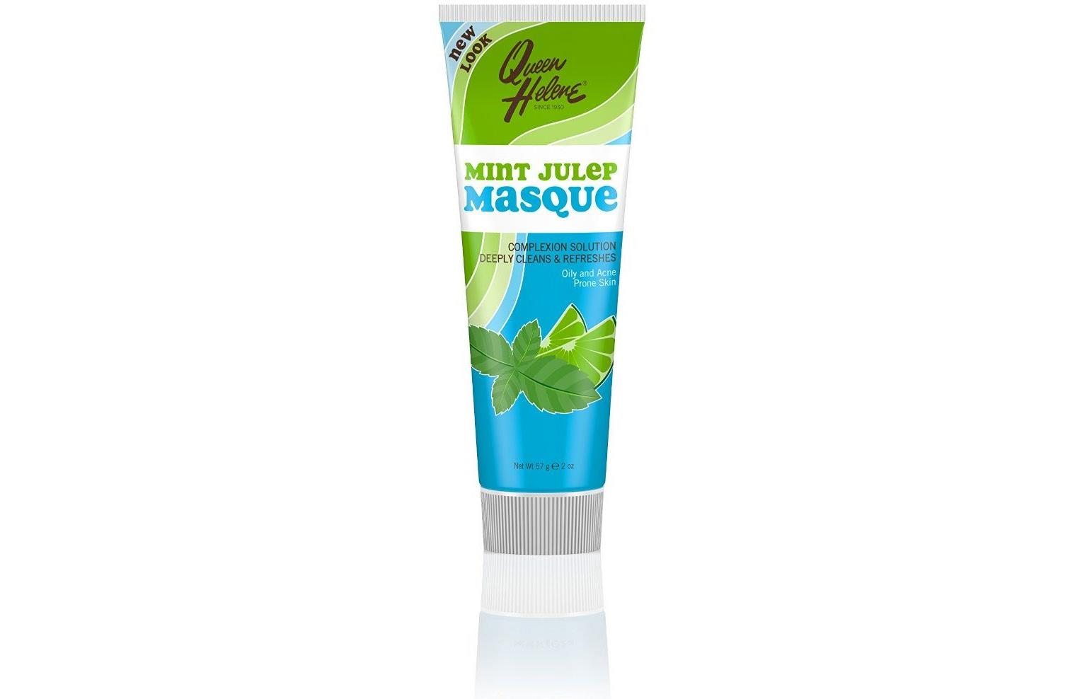 Helene Facial Masque, Mint Julep, 2 Ounce