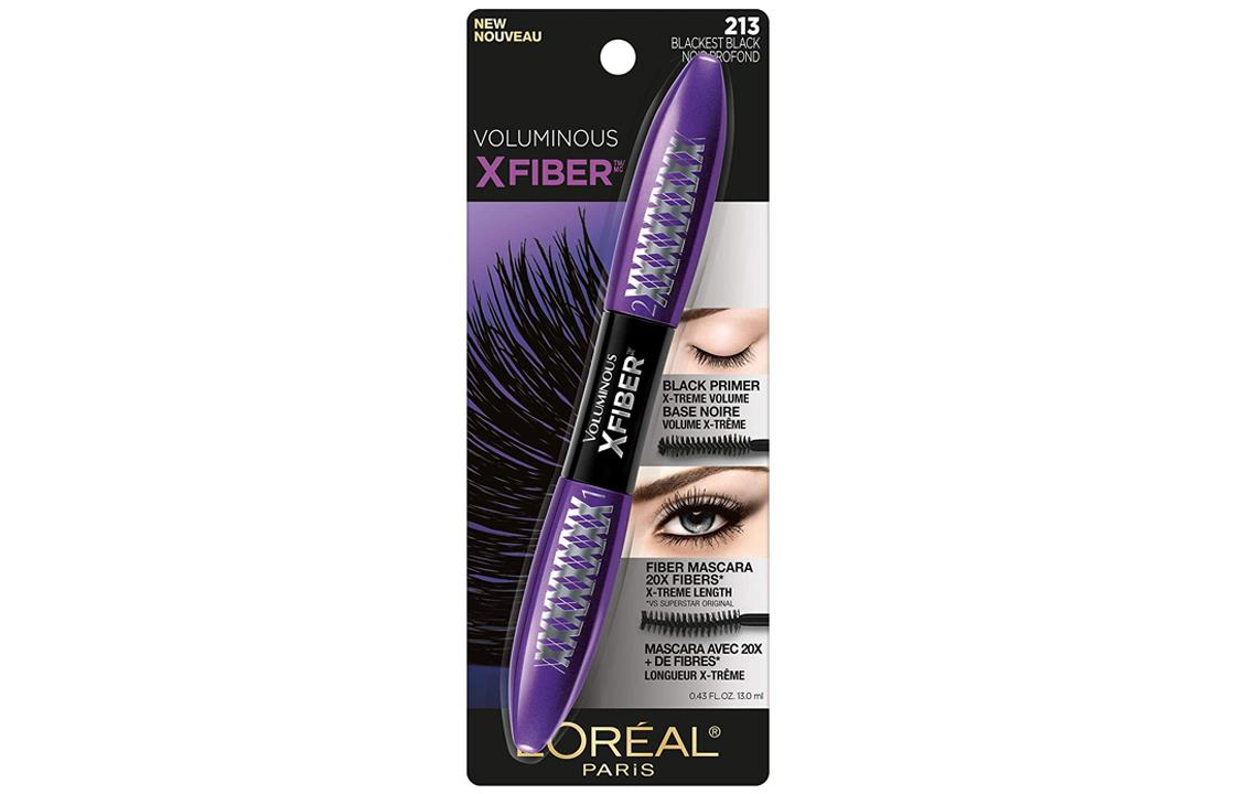 LOréal Paris Voluminous X Fiber Washable Mascara,