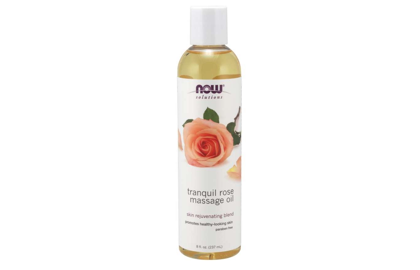 Tranquil Rose Massage Oil