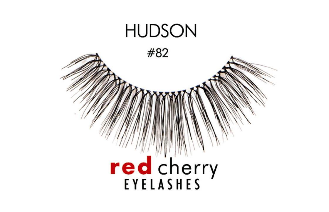 Red Cherry False Eyelashes 82