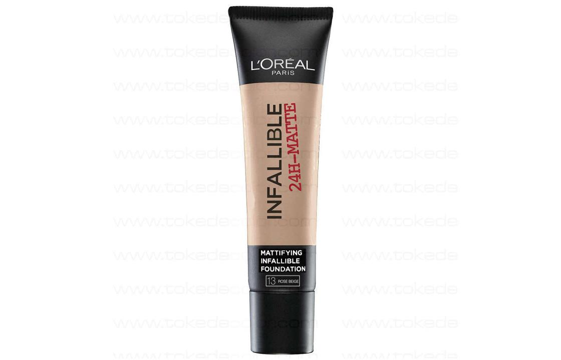 LOreal Infallible 24hr Matte  13 Rose Beige