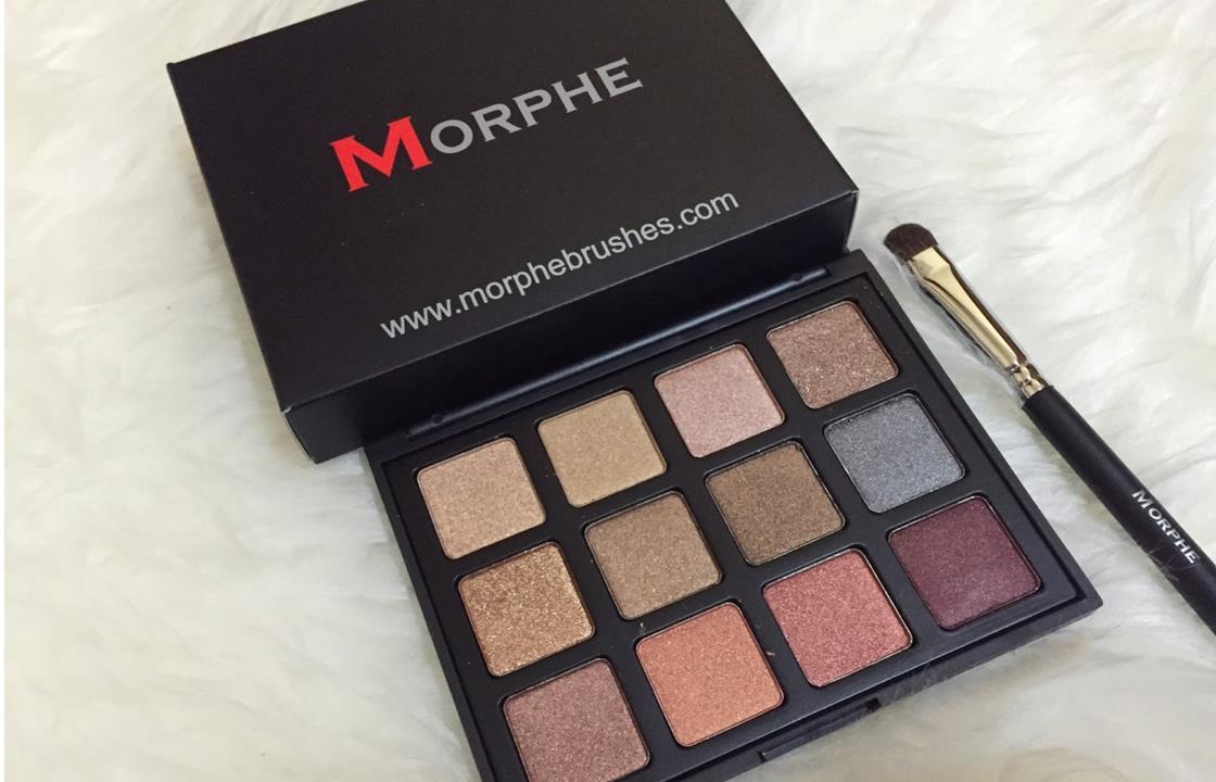 Morphe Soul of Summer Eyeshadow Palette  12S