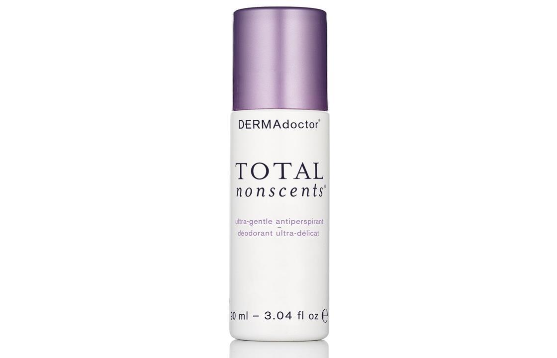 DERMAdoctor Total Nonscents Ultra Gentle Brightening Antiperspirant, 90 ml
