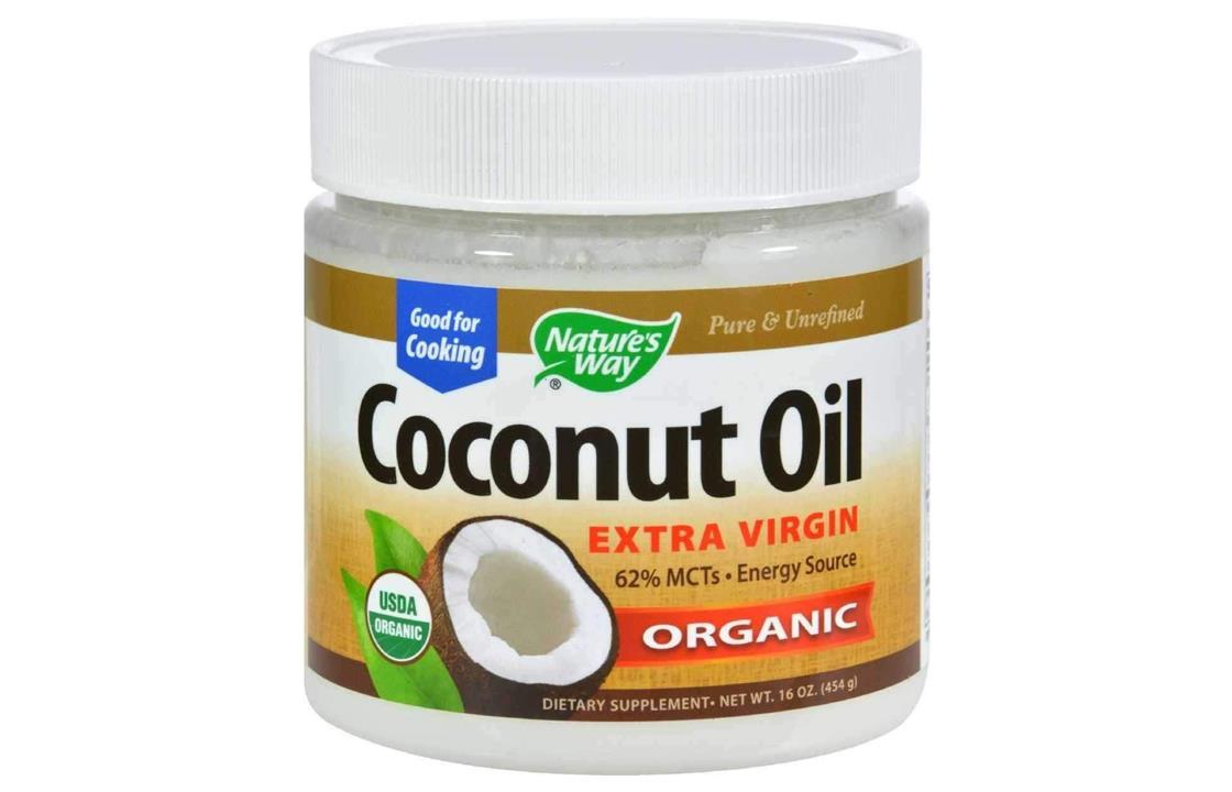 Natures Way Coconut Oilextra Virgin