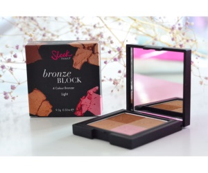 Sleek Makeup Bronze Block (Light)