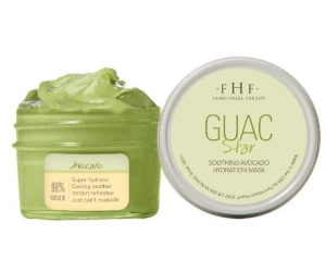 Farmhouse Fresh Guac Star Avocado Mask, 325 Ounc