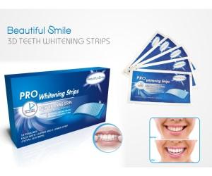 لصقات مطوره لتبييض الاسنان للته الحساسة