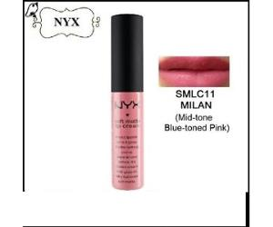 NYX Soft Matte Lip Cream SMLC11 MILAN