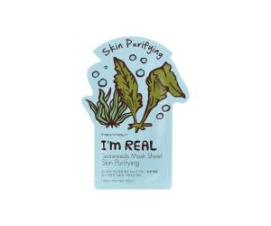 Im Real Mask Sheet  Seaweeds