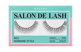Missha Salon De Lash 01 Feminine Style