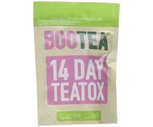 Bootea Bedtime Cleanse Tea (14 days) الليلي
