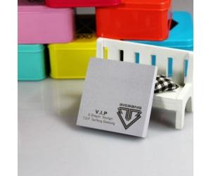مذكرة لاصقة Big Bang VIP