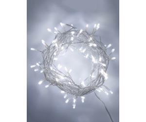 مصباح زينة بخيط اللون ابيض الطول خمس امتار